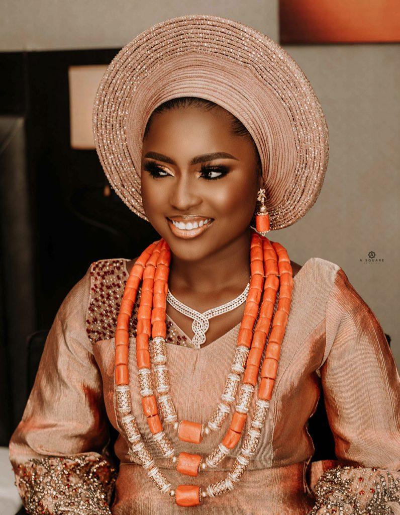 Praise & Dayo's Colorful Yoruba Wedding