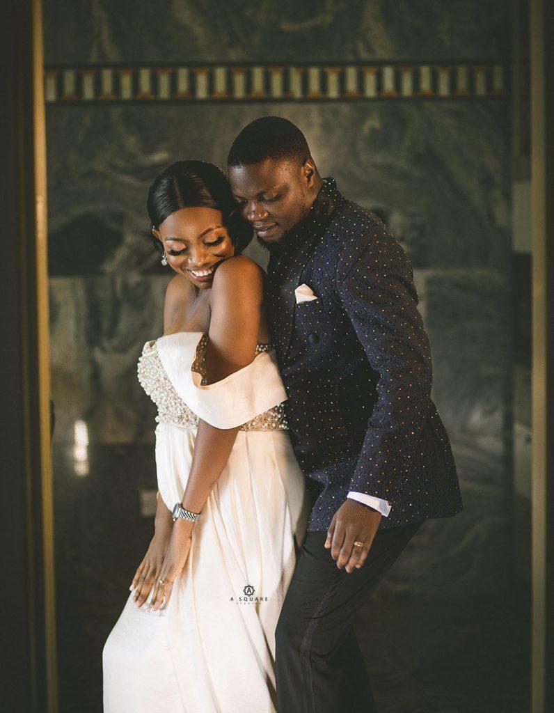 Kehinde & Ife's Fairytale Love Story